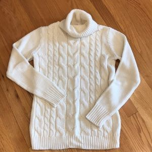 3/$22 NEW YORK & CO. Turtleneck Sweater Sz S